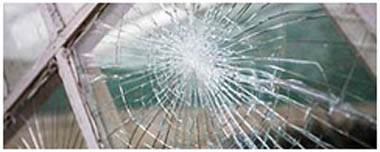 Chichester Smashed Glass